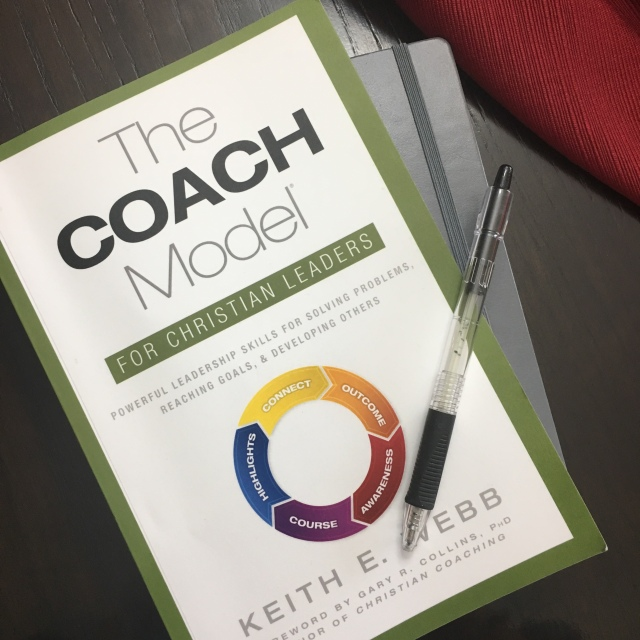 "Keith Webb's ""The Coach Model"""